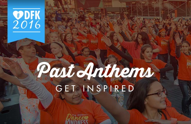 DFK - Past Anthems - Get Inspired!