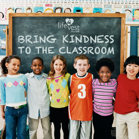 Kindness Curriculum Shown To Improve >> Lvi Kindness Curriculum