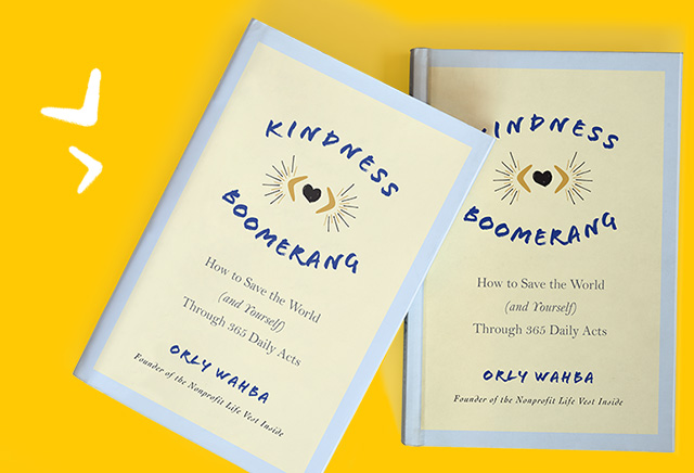 Kindness Boomerang - NEW BOOK!