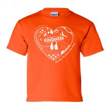 t-shirt-orange-kids