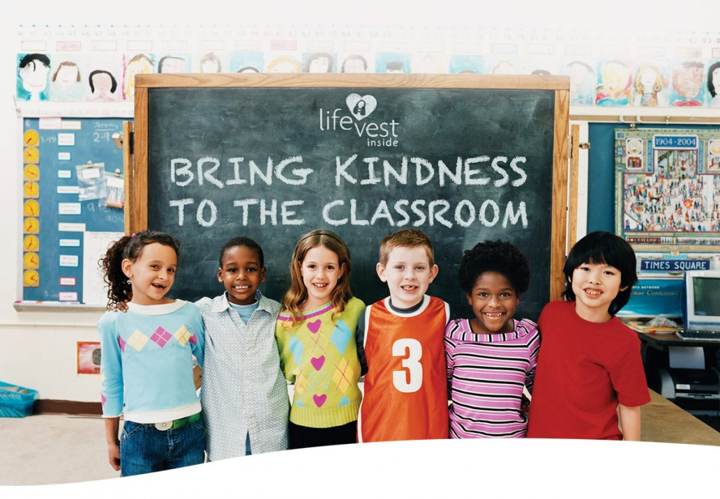 Kindness Curriculum Shown To Improve >> Kindness Curriculum Life Vest Inside